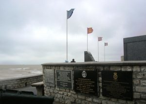 RAF Beach Squadrons plaque location